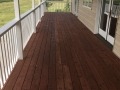 After - Deck Flooring - Deck Staining Project
