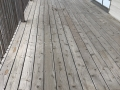 Before - Deck Flooring