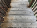 Before - Deck Steps