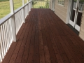 After Deck Flooring