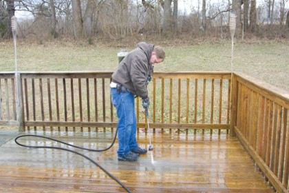 Power Washing Company in Bismarck