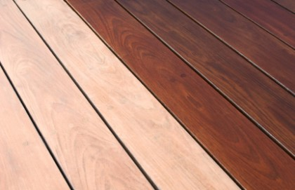 Wood Staining Contractor in Bismarck