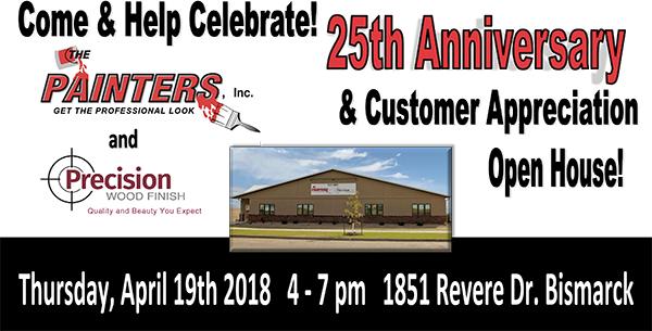 Anniversary Open House
